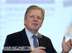 """Cựu Thủ tướng Phần Lan Esko Aho: """"Đổi mới sáng tạo là phải biết chấp nhận rủi ro"""""""