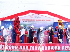 Khởi công nhà máy linh kiện máy bay đầu tiên tại Khu CNC Hòa Lạc