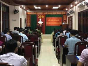 Hà Giang: Tập huấn về Quyền sở hữu trí tuệ đối với các đặc sản của địa phương