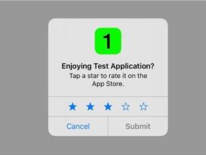 Hướng dẫn vô hiệu hóa yêu cầu đánh giá ứng dụng trên iOS 11