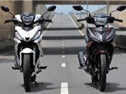 Yamaha Exciter và Honda Winner - cuộc chiến không cân sức tại Việt Nam