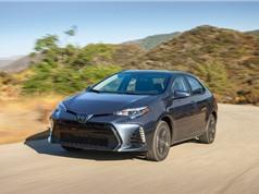 Top 10 ôtô bán chạy nhất Trung Quốc tháng 8/2017