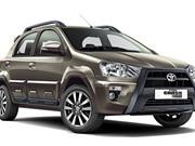 Xe crossover giá hơn 200 triệu của Toyota có gì đặc biệt?