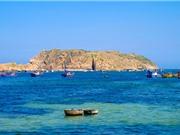 Đảo Hòn Khô - điểm đến hấp dẫn bậc nhất tỉnh Bình Định