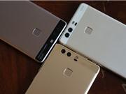 Bảng giá điện thoại Huawei tháng 9/2017: Không nhiều xáo trộn