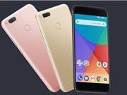 Bảng giá điện thoại Xiaomi và Asus tháng 9/2017: Xuất hiện cái tên mới