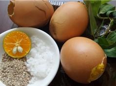 Học các làm trứng nướng theo kiểu Thái cực thơm ngon