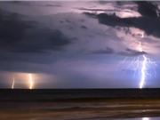 Tàu vận tải là nguyên nhân gây ra nhiều bão sét trên biển