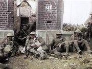 Loạt ảnh không thể lãng quên về binh sĩ thời Chiến tranh Thế giới thứ 1