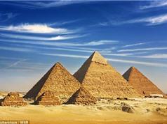 Giải mã việc vận chuyển đá nặng hàng tấn xây Đại kim tự tháp