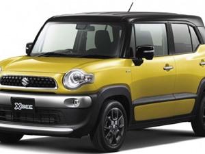 Suzuki Xbee sắp trình làng, hứa hẹn cho phong cách đa dạng hơn