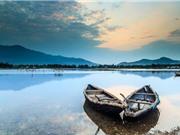 Ngắm thiên nhiên thơ mộng của đầm Lập An xứ Huế