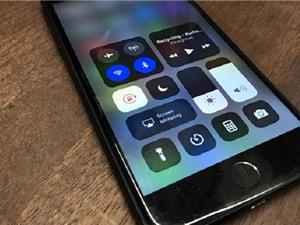 Khắc phục tình trạng Control Center iOS 11 không vô hiệu hóa được Wi-Fi