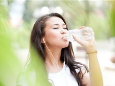 7 thời điểm nên uống nước trong ngày để có cơ thể khỏe mạnh