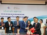 Viện Hàn lâm KH&CN Việt Nam ký thỏa thuận hợp tác với Quỹ VFS