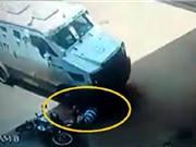 Clip: Người đàn ông tử nạn chỉ vì... ngủ trên xe máy