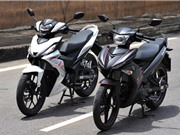 Yamaha Exciter và Winner - cuộc chiến không cân sức tại Việt Nam