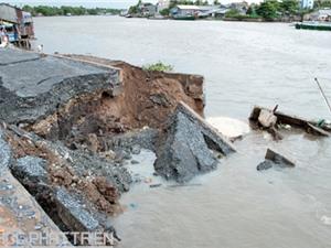 Thủy điện trên sông MeKong sẽ làm tăng thời tiết cực đoan ở ĐBSCL