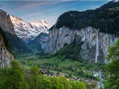 Chiêm ngưỡng 9 thung lũng đẹp nhất thế giới