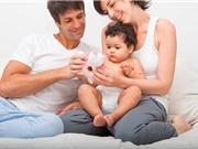 Cách dạy trẻ học tính kiên trì ngay từ tuổi bú mẹ