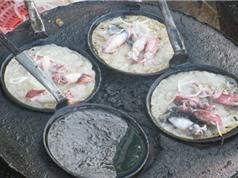 Bánh xèo mực - đặc sản ngon mà lạ của thành phố biển Nha Trang