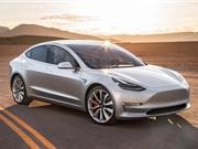 Top 10 xe điện tăng tốc nhanh nhất thế giới