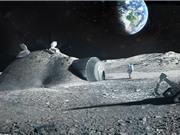 4.000 chuyên gia vũ trụ: Xây làng Mặt trăng là lựa chọn đúng