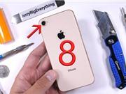 Clip: Bất ngờ với độ bền của iPhone 8