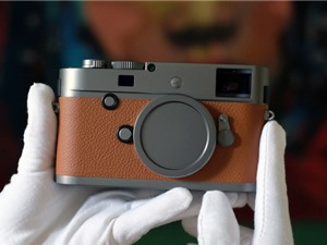 Ngắm bộ máy ảnh Leica riêng cho người Việt giá 659 triệu đồng