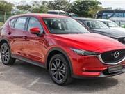 Cận cảnh Mazda CX-5 2017 giá 755,82 triệu đồng tại Malaysia