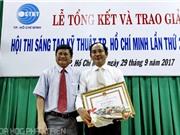 Hội thi Sáng tạo kỹ thuật TPHCM: Quy trình báo động đỏ đoạt giải Nhất
