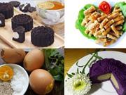 Món ngon trong tuần: Bánh Trung thu oreo, trứng muối siêu tốc, chè bưởi, trứng nướng kiểu Thái