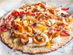 Clip: Học các làm bánh pizza hải sản dễ như trở bàn tay