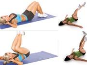 Clip: Bí kíp tập thể dục cho những cô nàng lười