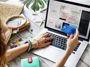 Mua hàng online làm sức khỏe sa sút