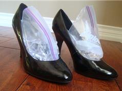 Clip: 7 mẹo hay giúp nới rộng size giày hiệu quả