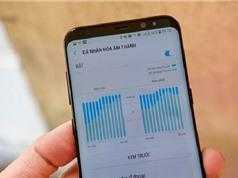 Hướng dẫn thay đổi hiệu ứng âm thanh trên Samsung Galaxy S8