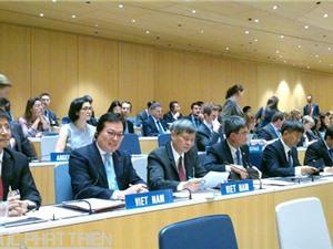 Việt Nam được bầu làm Chủ tịch Đại hội đồng WIPO nhiệm kỳ 2018-2019
