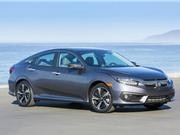 Cận cảnh Honda Civic sedan 2018 giá từ 18.840 USD