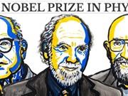 Nobel Vật lý 2017 được trao cho 3 nhà khoa học tìm ra sóng hấp dẫn