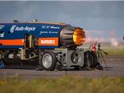 """Động cơ siêu xe tốc độ 1.609 km/h """"khai hỏa"""" thành công"""