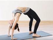 """Clip: 10 tư thế yoga đơn giản giúp bạn gái có được """"vòng eo con kiến"""""""
