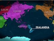 Lục địa thứ tám của Trái đất tiết lộ những bí mật bị chôn vùi