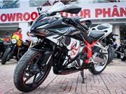 Chi tiết Honda CBR250RR bản đặc biệt giá hơn 200 triệu đồng tại Việt Nam