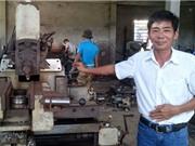Anh nông dân sáng chế ra 200 loại máy nông nghiệp, thu 3,5 tỷ/năm