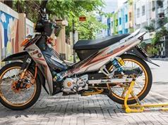 Cận cảnh Yamaha Sirius độ kiểng đậm chất chơi tại Sài Gòn