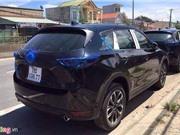 Mazda CX-5 2017 bất ngờ xuất hiện tại Việt Nam