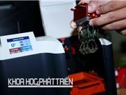 In 3D đã được ứng dụng vào chế tác trang sức ở Việt Nam?