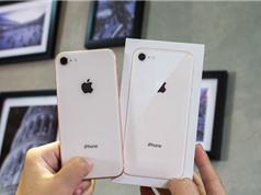 """Giá iPhone 8 và iPhone 8 Plus tiếp tục """"lao dốc"""" tại Việt Nam"""