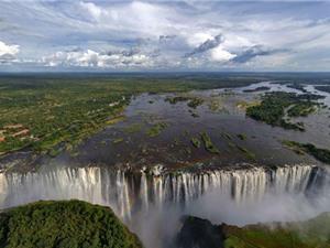 10 thác nước lớn đẹp nhất thế giới